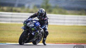 MotoGP: Vinales non si batte ad Assen: suo anche il Warm Up, Marquez 5°, Rossi 10°