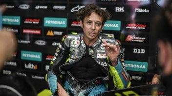 """MotoGP: Rossi: """"Watching the Moto3 is frightening, Race Direction has to work more"""""""