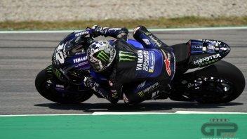 MotoGP: Barcellona - Le Yamaha brillano nei test: 1° Vinales, 2° Quartararo