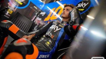 """MotoGP: Marini: """"In MotoGP tutti i piloti fanno paura, e anche le moto"""""""