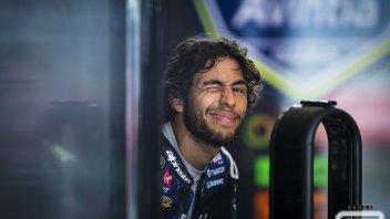 """MotoGP: Bastianini: """"Acosta? Solo facendo questi errori potrà imparare, ha 16 anni"""""""