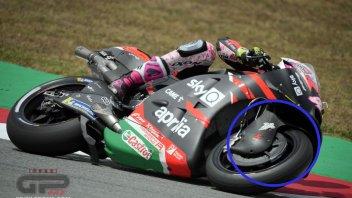 MotoGP: Aprilia a caccia dell'ultimo Km raffina l'aerodinamica della RS-GP