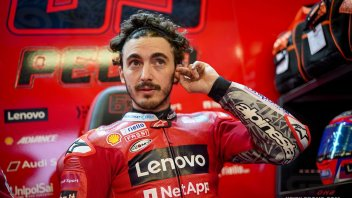 """MotoGP: Bagnaia admits wrong tyre choice but wouldn't have fought for the podium anyway"""""""