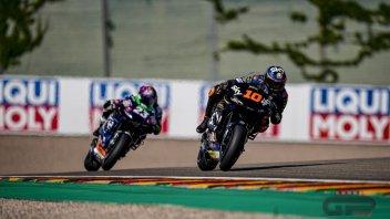 """MotoGP: Bastianini: """"I struggled since FP3, the race will be indecipherable"""""""