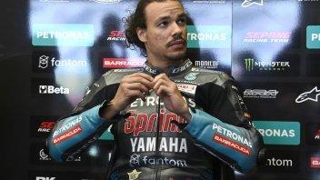 "MotoGP: Morbidelli: ""I lack top speed. There are some madmen in Moto3"""