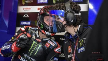 """MotoGP: Gubellini: """"Quartararo's suit was zipped up and he wasted time cutting"""""""