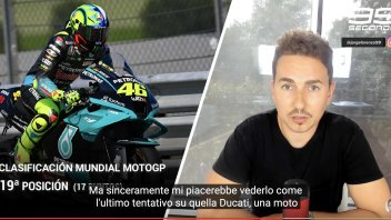 MotoGP: Lorenzo would like to see Rossi make one last attempt on the Ducati