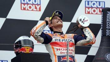"""MotoGP: Alzamora: """"Se non ti ha emozionato Marquez al Sachsenring, non sei umano"""""""
