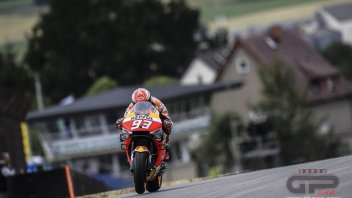 MotoGP: Marc Marquez like the phoenix: at the Sachsenring to rise up again