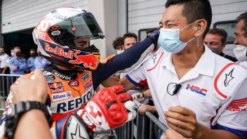 """MotoGP: Marquez speaks as a leader and urged Honda: """"I don't want to stop here"""""""
