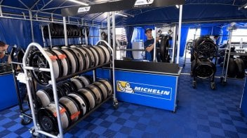 MotoGP: Michelin: the new asphalt facilitates the work of the tires at Assen