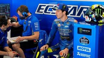 """MotoGP: Mir: """"Quartararo ha sbagliato a gettare la protezione, è stato pericoloso"""""""