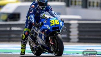 """MotoGP: Mir: """"sto facendo pressioni in Suzuki per avere l''holeshot' al più presto"""""""