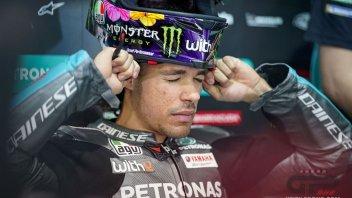 MotoGP: Morbidelli operato: 8 settimane previste per il recupero