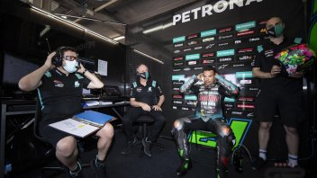 MotoGP: A disappointed Morbidelli reckons he has 'zero chance' of having a good race