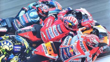 MotoGP: THE BOOK 'MotoGP Performance Riding Techniques': Fast Riding on the Track