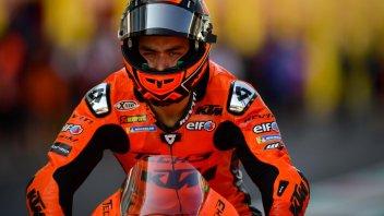 """MotoGP: Petrucci: """"in Q1 ho trovato Bastianini che dormiva in traiettoria"""""""