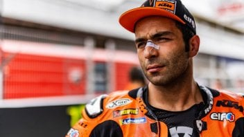 MotoGP: Petrucci convinced he has given everything he has should he not stay with KTM