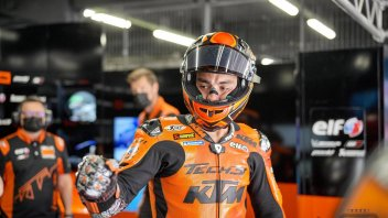 """MotoGP: Petrucci: """"I thank Beirer for waiting for me, this frame is a little help"""""""
