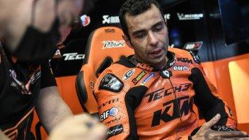 "MotoGP: Petrucci: ""Pedrosa helped me: I finally feel this KTM mine"""