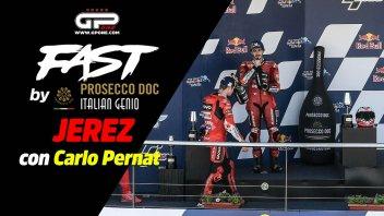MotoGP: Carlo Pernat: Jerez rossa e azzurra con Miller, Bagnaia e Morbidelli sul podio
