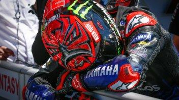 """MotoGP: Quartararo: """"Spero di dimenticare il Mugello, a Barcellona farò un buon lavoro"""""""