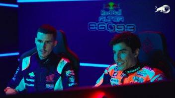 MotoGP: Sapresti distinguere il vero Marc Marquez da quello virtuale?
