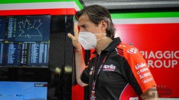 MotoGP: Aprilia attenta: come nel caso Iannone, hai un cerino acceso in mano