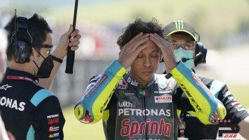 MotoGP: Valentino Rossi: l'avanzata dei giovani in MotoGP lo costringe al ritiro