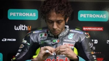 """MotoGP: Rossi: """"I would have continued even after the 10th title, with even more gusto:"""""""