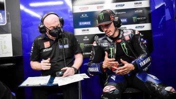"MotoGP: Vinales: ""Le mie parole vengono usate per creare polemica contro Yamaha"""