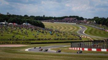 SBK: Superbike Donington: gli orari in tv su Sky e TV8