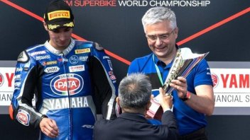 "SBK: Dosoli: ""Razgatlioglu in MotoGP sarebbe positivo per Yamaha"""