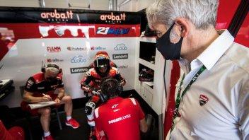 SBK: Ducati e Aruba lanciano i dadi: in gioco ci sono i prossimi tre anni!