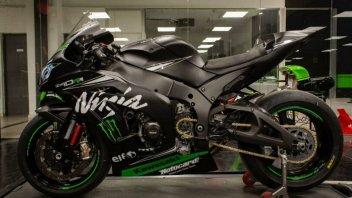 SBK: La Kawasaki di Johnny Rea venduta a oltre 46 mila euro!
