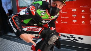 """SBK: Rea: """"The save? No miracle, I was lucky"""""""
