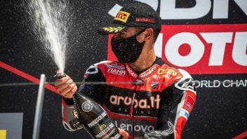"""SBK: Rinaldi: """"I was waiting for Dovizioso, I'm putting a snake in his motocross bike"""""""