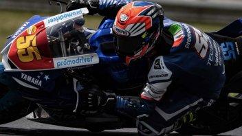 SBK: Massimo Roccoli wildcard a Misano nella Supersport con Yamaha YZF-R6