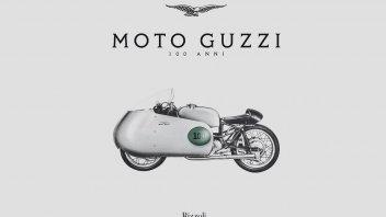 Moto - News: Moto Guzzi, un libro per i 100 anni