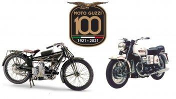 Moto - News: 100 Anni Moto Guzzi: i 10 modelli più belli della storia