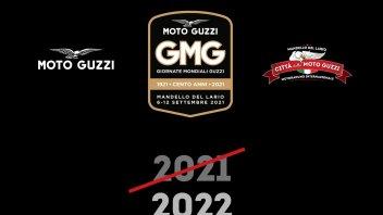 Moto - News: Moto Guzzi: i festeggiamenti del Centenario rimandati al 2022
