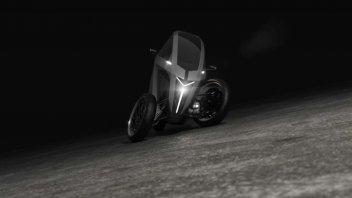 Moto - News: Ako Trike, è in arrivo il tre ruote elettrico da 240 km/h