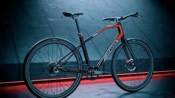 Moto - News: MV Agusta punta sulla nuova mobilità: arrivano le e-bike AMO