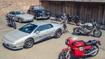 Moto - News: Former Top Gear presenter Richard Hammond to auction off his collection of motorcycles and cars