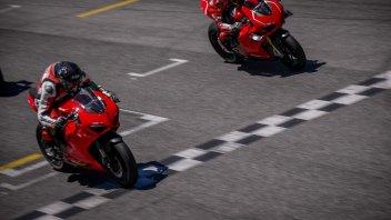Moto - News: Ducati DRE Champs Day, in pista a lezioni dai piloti della WSBK