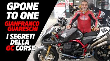 Moto - News: Gianfranco Guareschi e la GC Corse: la Moto Guzzi che tutti sognano