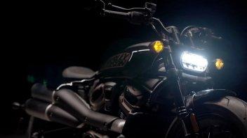 Moto - News: Harley Davidson Sportster S, ecco i dettagli della custom da 1.250 cc