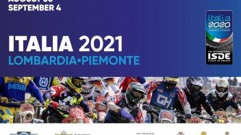 Moto - News: Sei giorni di Enduro: a rischio per la tutela dell'ambiente