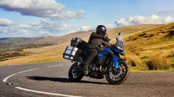 Moto - News: Triumph ritocca il listino: i modelli che aumentano il prezzo
