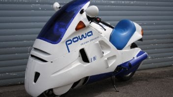 Moto - News: Yamaha Powa D10 del 1988 venduta all'asta per circa 20 mila euro
